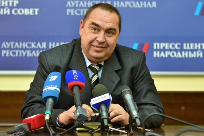 Кремль готує легітимізацію Плотницького