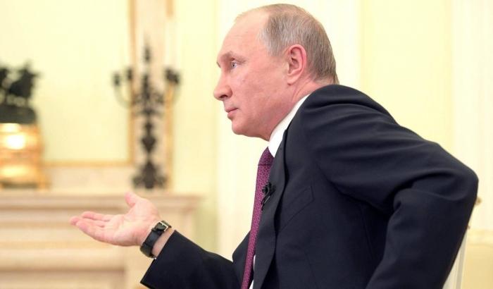 Які байки розповідав Путін про ситуацію в Україні