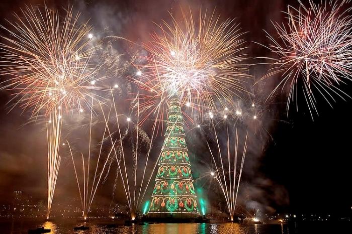 8 дивовижних фактів про святкування Нового року