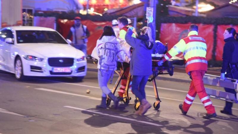 Вантажівка, що вбила 9 людей на різдвяному ярмарку, має польські номери