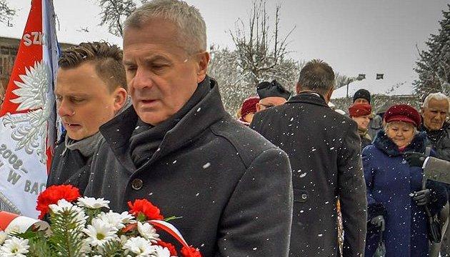 Після втручання президента Порошенка, меру Перемишля дозволили в'їхати в Україну