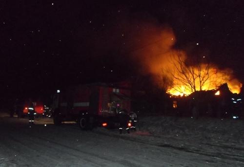 Львівщина: у власному будинку ледь не згорів хлопець