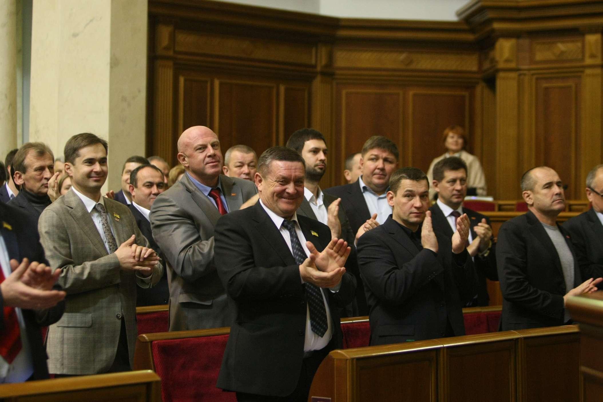 В це важко повірити: опублікований список українських депутатів, на кого чекає в'язниця