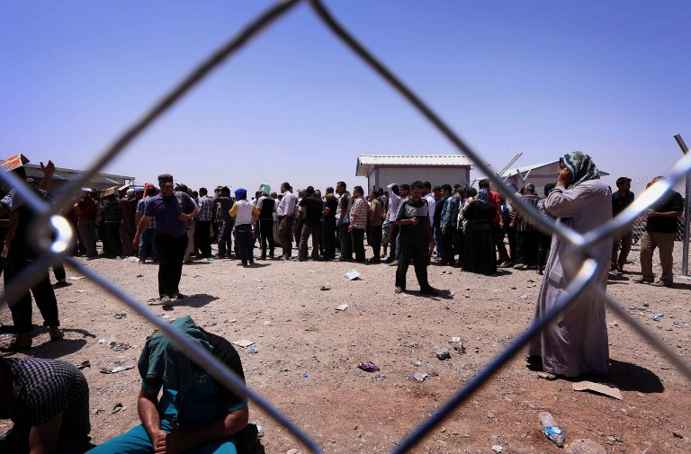 З іракського Мосула за останні п'ять днів втекли 13 тисяч людей