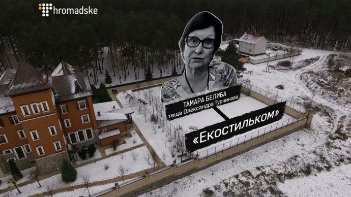 Теща і син Турчинова минулого року придбали розкішні будинки під Києвом