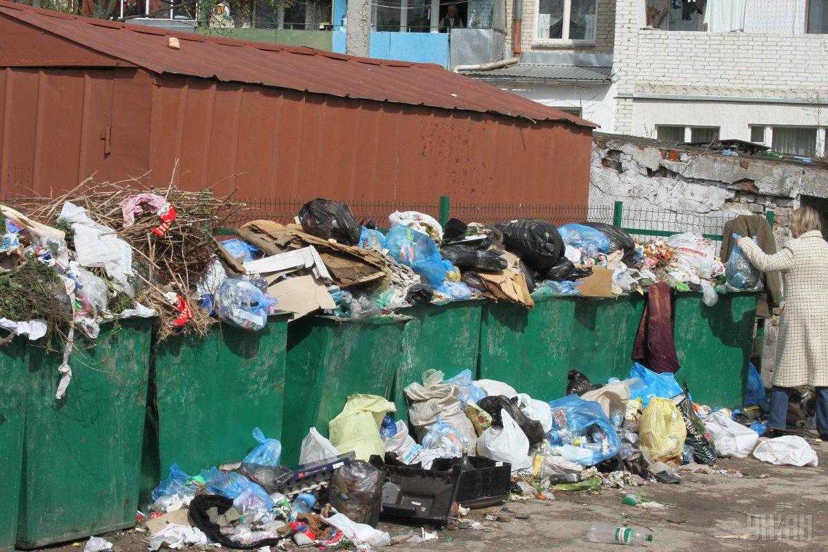 У  Львові затвердили нові тарифи на вивіз сміття