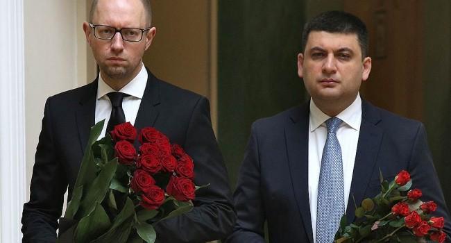 А коли судитимуть Яценюка і Гройсмана? Екс-прем'єра Греції судитимуть за невиконані обіцянки!