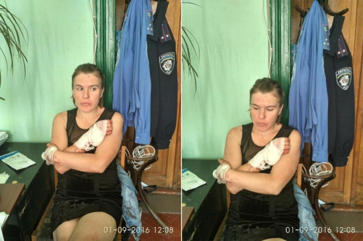 На Львівських вулицях стало небезпечно: з психлікарні втекла жінка, яка облила кислотою співробітницю РАЦСу