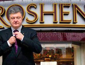 Стали відомі причини, чому закривають фабрику Порошенка в Росії