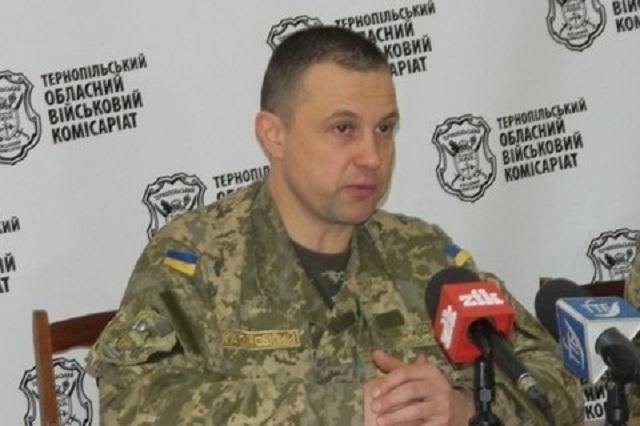 Воєнком Тернопільської області зміг знизити заставу в сім разів і вийшов на свободу