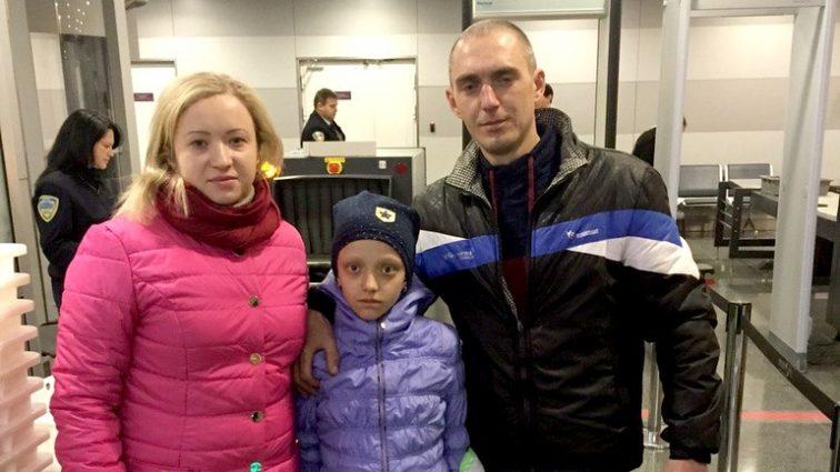 Страшна біда в родині: маленькій донечці українського військового потрібна термінова допомога
