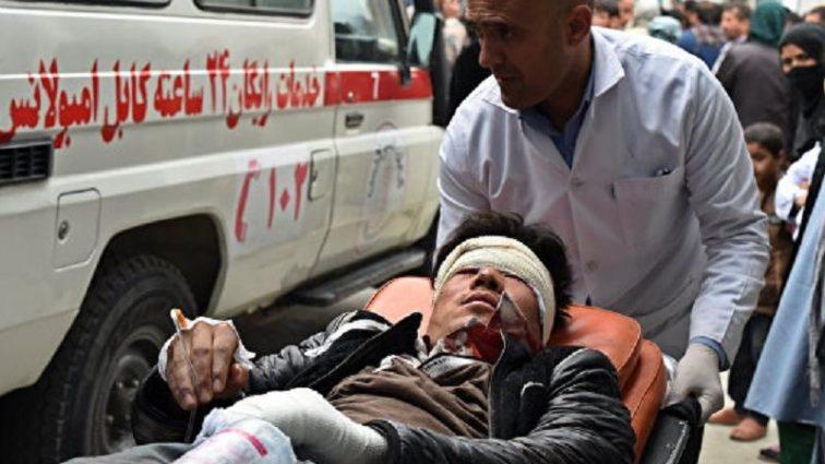 Жахливий вибух у Кандагарі забрав життя 11 людей, десятки поранених (ВІДЕО) В результаті теракту серйозно постраждали дипломати