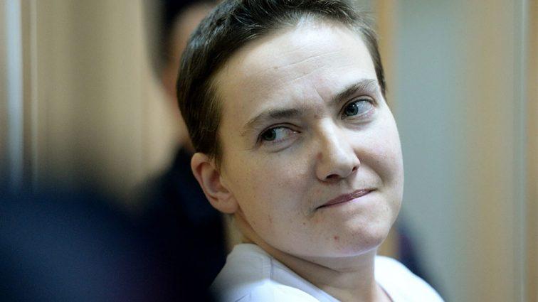 Полонянка Савченко розповіла про свої інтимні відносини з терористом ЛНР