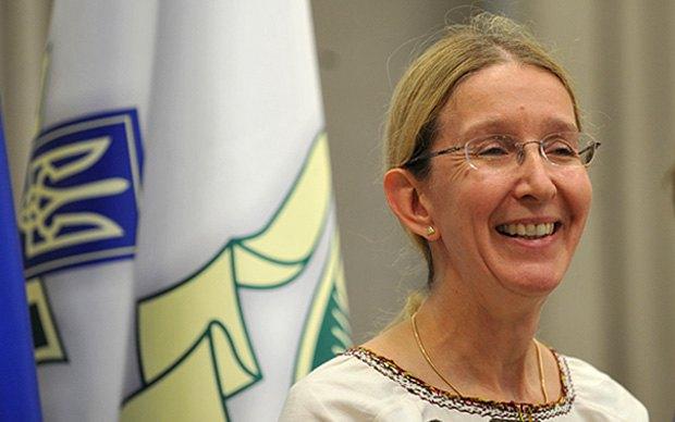Вона таки вчилася: Оксана Сироїд опублікувала фото диплома Уляни Супрун (ФОТО)