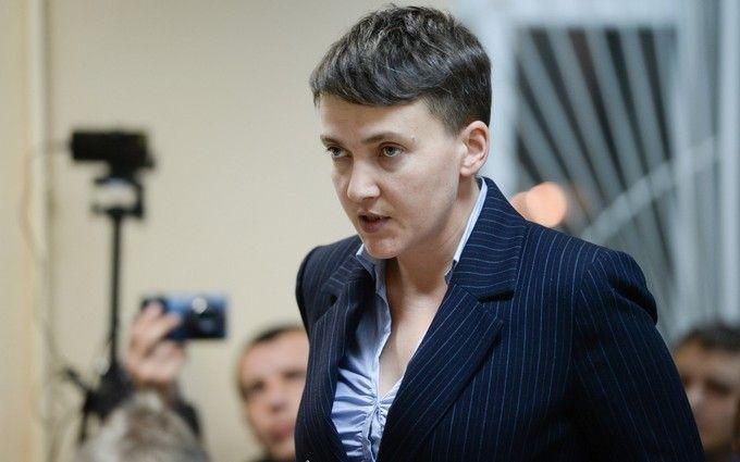 Епопея з Савченко продовжується: нардеп опублікувала виправлені списки полонених (ФОТО)