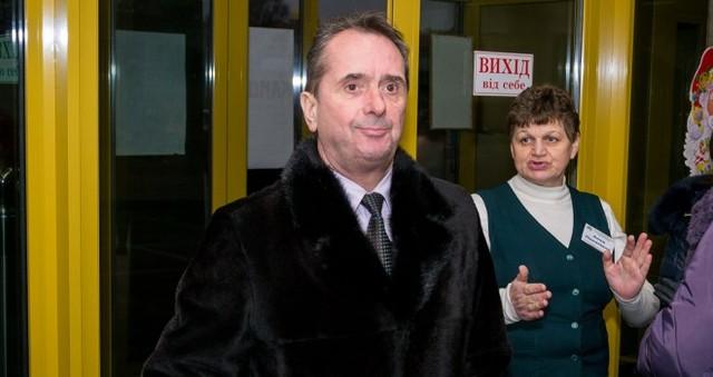 На Волині голова Держказначейства Леміщак має мільйонні статки та носить годинник за $10000