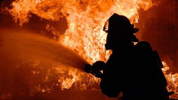 Внаслідок страшної пожежі на Житомирщині загинув охоронець
