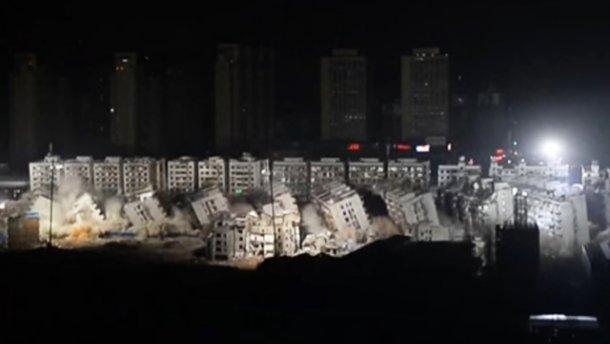 Жахлива трагедія: у Китаї підірвали десятки багатоповерхівок
