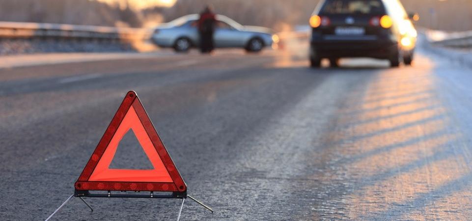 Смертельна ДТП на Львівщині: На автодорозі «Броди – Тернопіль» водій вантажівки збив чоловіка