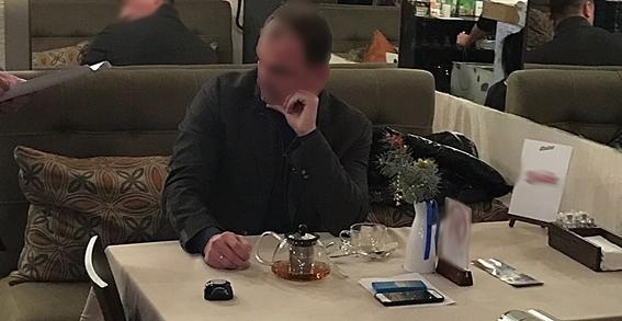 Іноземець намагався підкупити київського військового прокурора (фото)