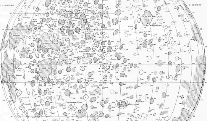 Вчені: ми підготували для вас нову мапу місяця – такого ви ще ніде не чули