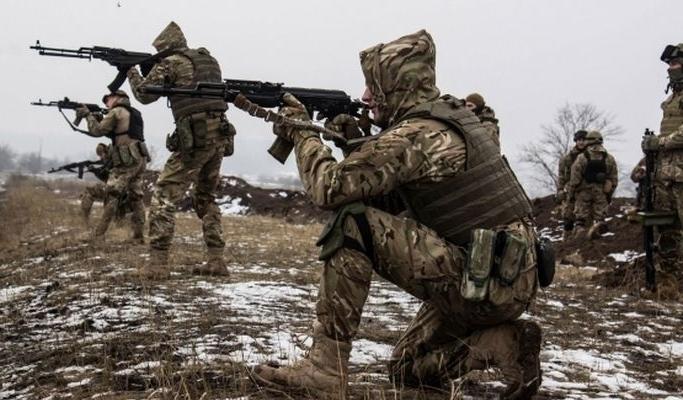 Воїни АТО вибили окупантів зі стратегічної висоти