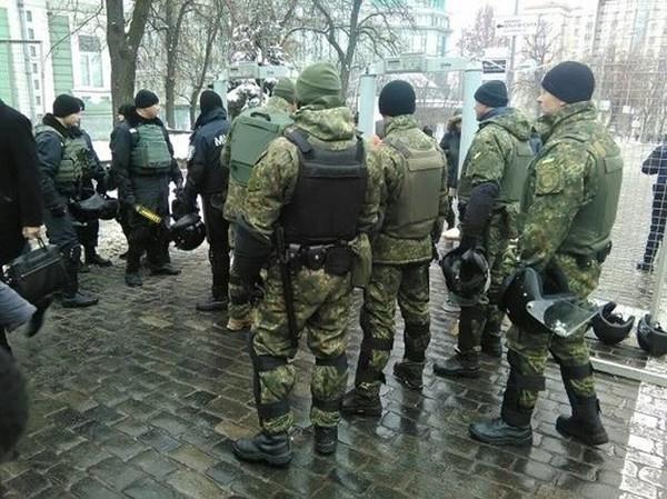Депутати хочуть мітити бійців Нацгвардії