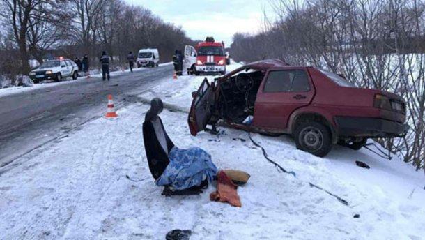 Смертельне зіткнення авто на Полтавщині: загинув молодий чоловік
