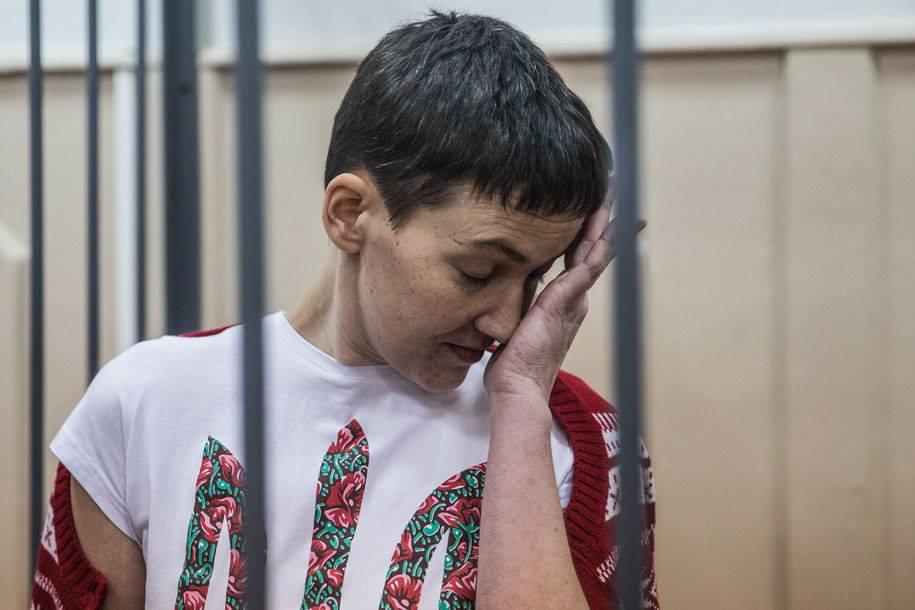 Шок! Спектакль від Савченко: народна депутатка насправді не сиділа у в'язниці – Лозовий