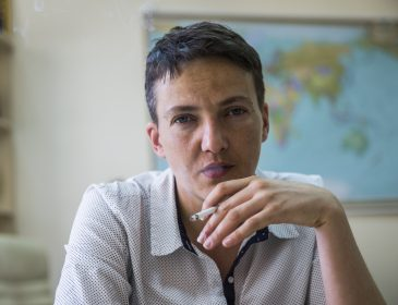 Істеричка: Надія Савченко публічно зробила ще одну гучну заяву щодо Криму