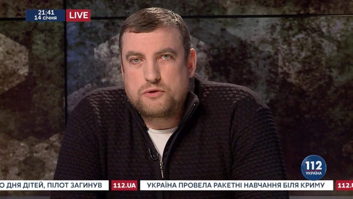 """""""Ти себе признай мертвою"""": військовий Куліш поставив на місце своєю гучною заявою Савченко (ВІДЕО)"""
