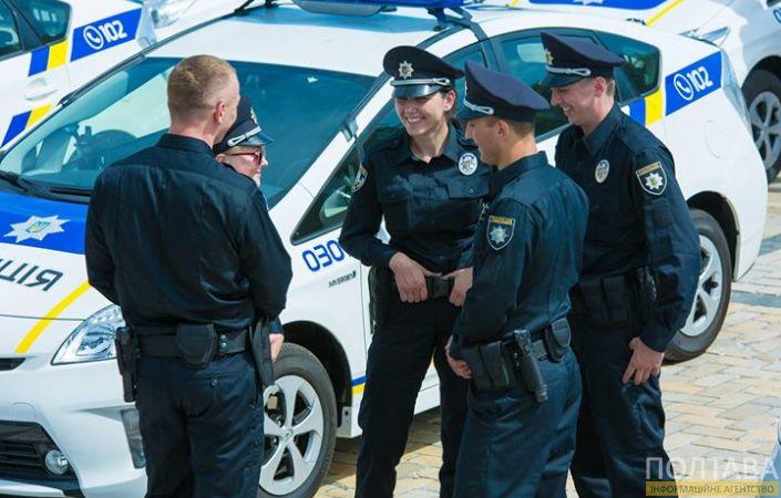 Попалися: на Львівщині 20-х поліцейських затримали п'яними за кермом