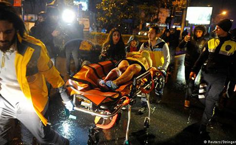 Теракт у Стамбулі: 39 жертв, з них 16 іноземці