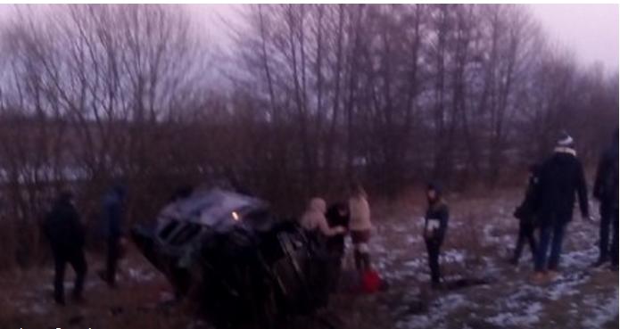 На трасі Львів – Рава-Руська в ДТП за участю прикордонників загинув водій легковика