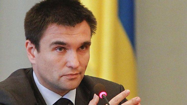 Клімкін прокоментував інцидент зі знищенням польського пам'ятника на Львівщині