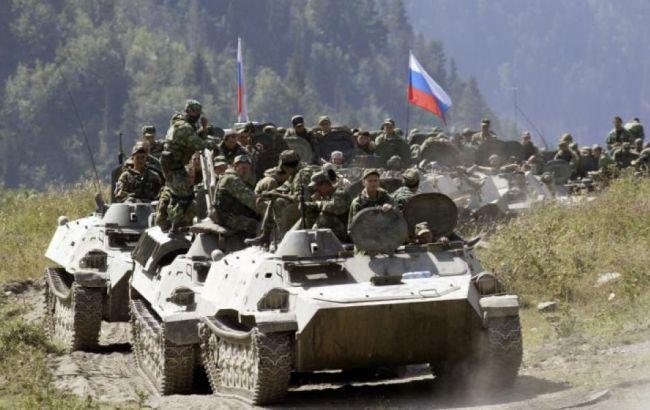 На Донбасі перебувають 5 тисяч кадрових військових РФ