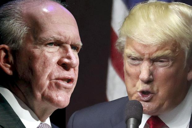 """""""Переконайтеся, що він розуміє, до чого це призведе"""": директор ЦРУ Бреннан закликав Трампа стежити за своїми розмовами"""