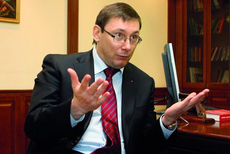 Він взагалі чув, що таке відповідальність?!: Як головний прокурор Луценко зганьбився на всю країну