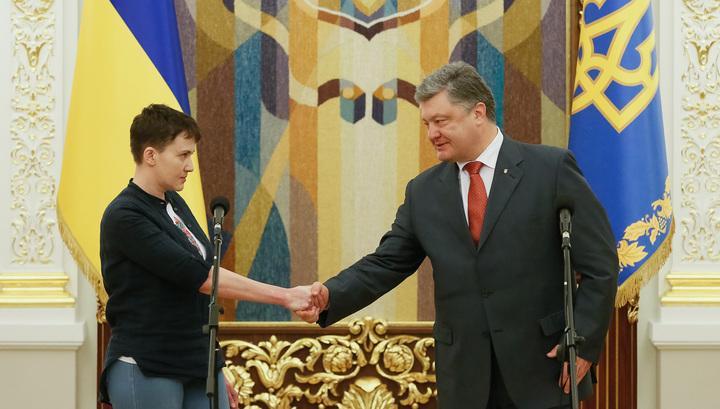 Подвійне побачення від Савченко. Новий рівень переговорів