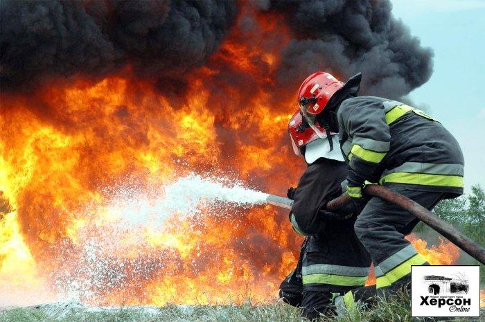 Просто як у фільмах жахів: у Львові людина заживо згоріла разом з дачним будинком