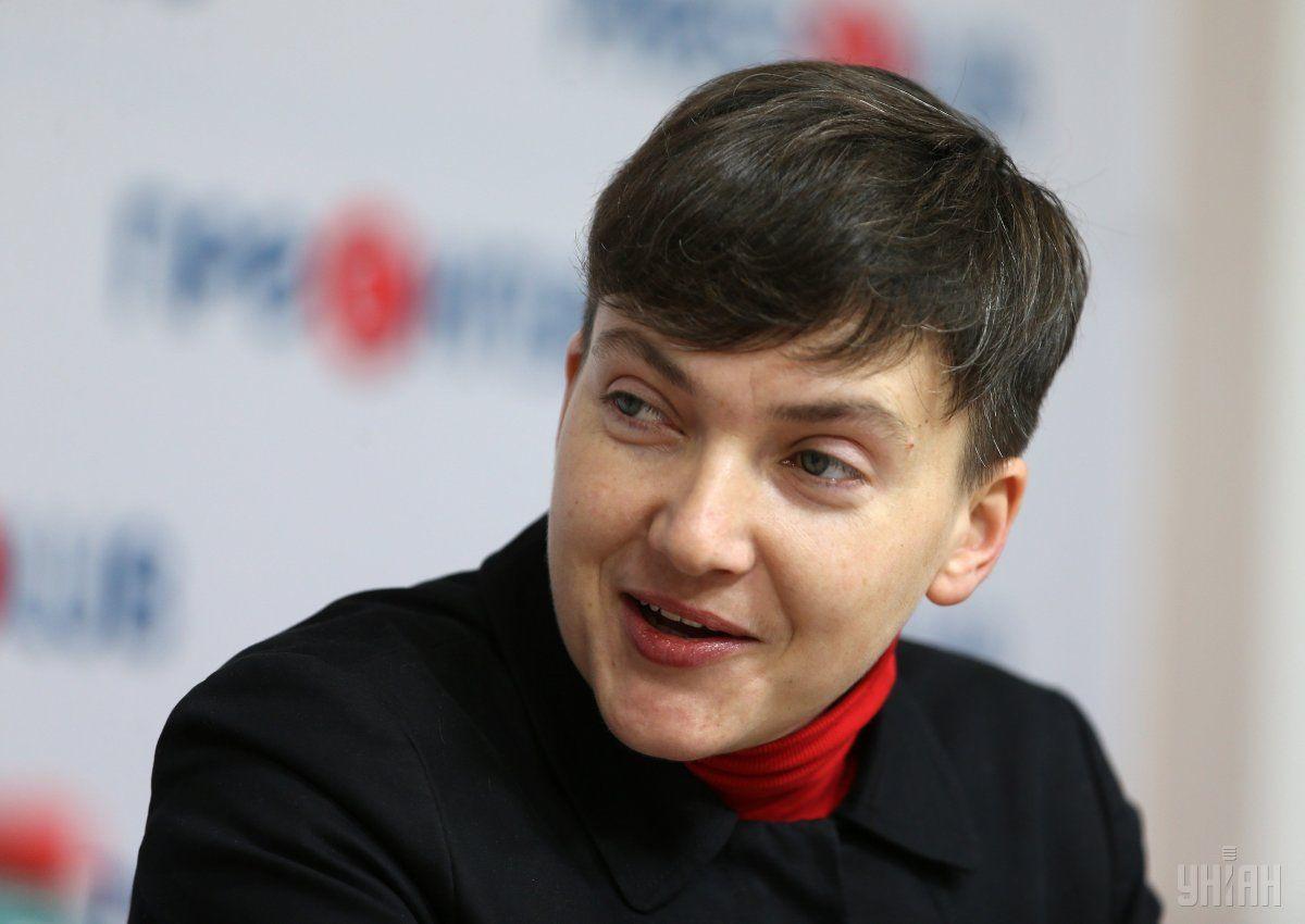 Після візиту Савченко в ДНР терористи хочуть їхати до Києва