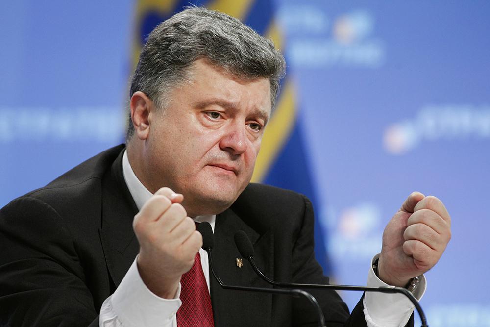 Важливо: стало відомо про що домовився Порошенко з Генсеком НАТО