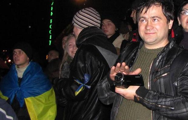Додумались: Аваков завербував Дзиндзю для стеження за критиками влади