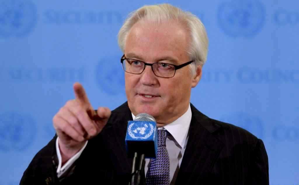 При загадкових обставинах помер представник Росії при ООН Віталій Чуркін