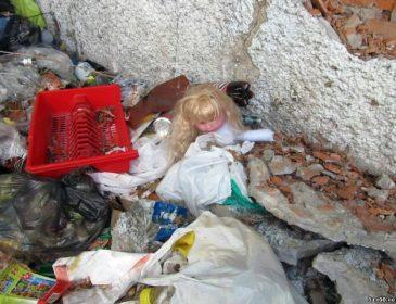 Моторошна знахідка: в Полтавській області в смітнику виявили тіла двох дітей