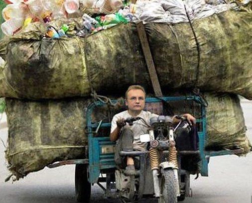 Садовий, ти що знущаєшся?!: скандальний мер Львова хоче знов возити сміття в Грибовичі