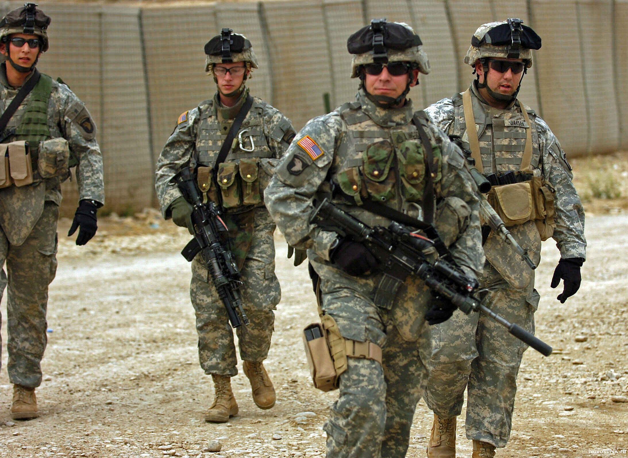 Американські війська Abrams прибули в Румунію