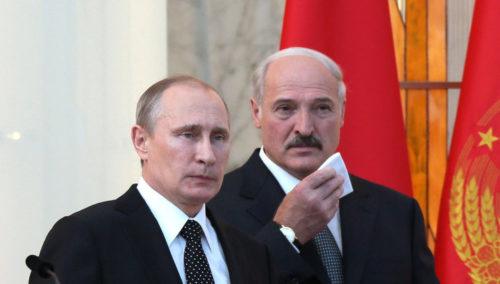 Путін пообіцяв переворот у Білорусії