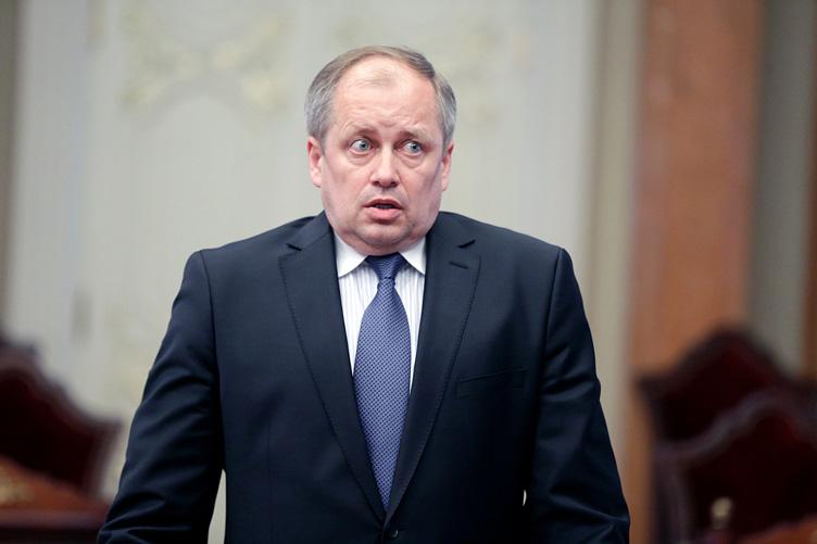 ГПУ допитала голову Верховного Суду Ярослава Романюка