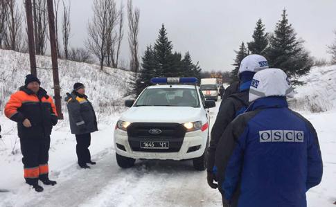 Бойовики порушили режим тиші біля Авдіївки: обстріляли електриків